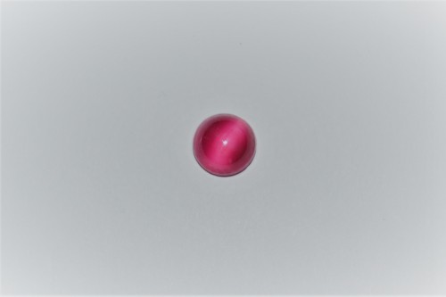 CABOCHON ROND - ROSE
