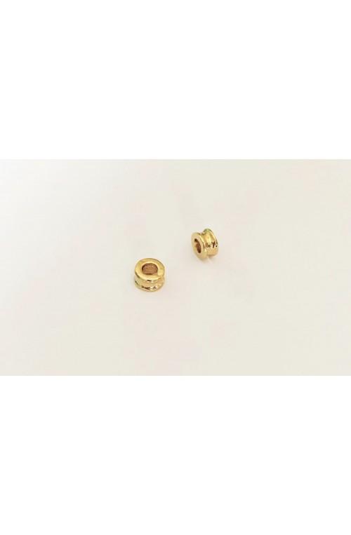 perle métal dorée n°2