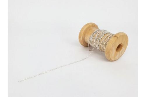 chaîne fine décor tige