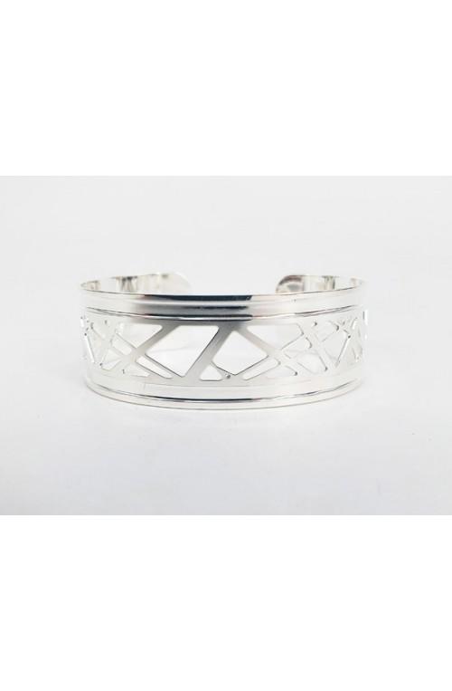 bracelet jonc Massilia pour cuir ou tissus à coller